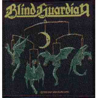 Tygmärke Blind Guardian